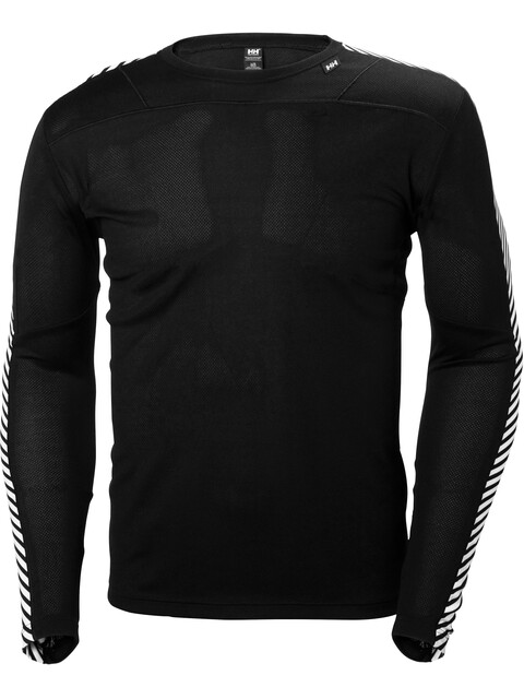 Helly Hansen Lifa Crew - Sous-vêtement Homme - noir
